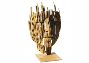 sculpture bronze galerie Insula Paris