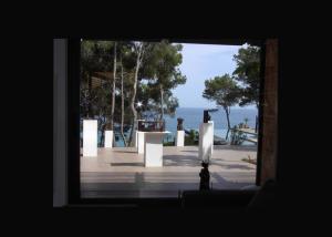 Vista de la exposicion a Tamarit