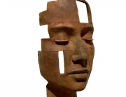 sculpture bronze Beatrice Bizot artcontemporain architecture