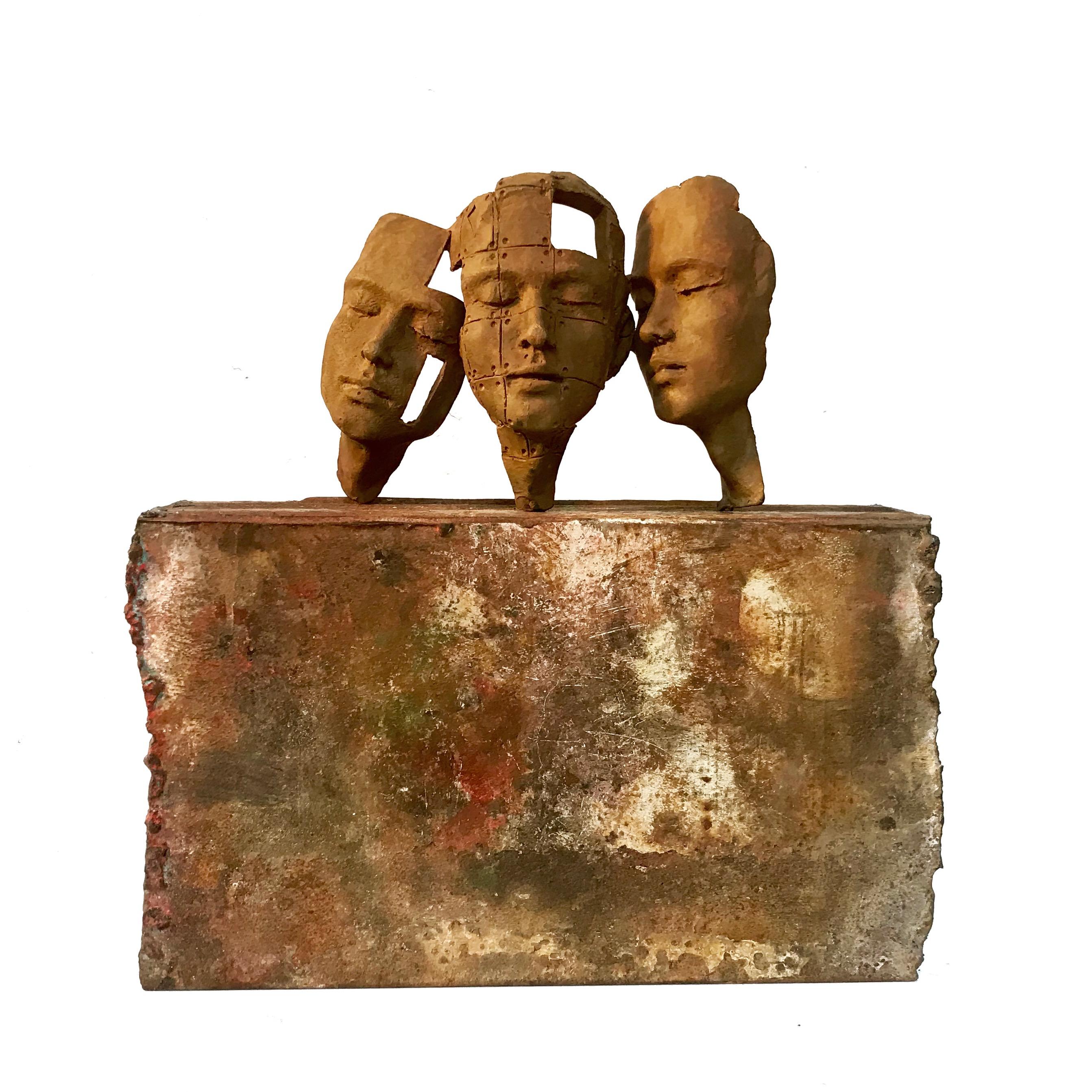 Bronze sculpture Beatrice Bizot